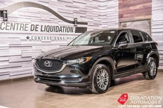 Used 2018 Mazda CX-5 GX+GR ELECTRIQUE+CAMERA RECUL+BLUETOOTH for sale in Laval, QC