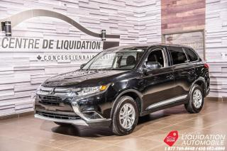 Used 2018 Mitsubishi Outlander ES +SIEGE CHAUFFANT+CAMERA RECUL+BLUETOOTH for sale in Laval, QC