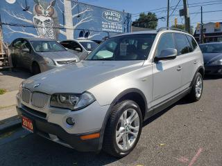 Used 2010 BMW X3 30i for sale in Toronto, ON