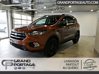 Used 2017 Ford Escape 4 portes SE, Traction intégrale **GPS**T for sale in Rivière-Du-Loup, QC