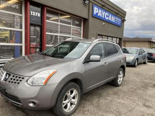 Used 2010 Nissan Rogue SL for sale in Kitchener, ON