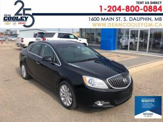 Used 2012 Buick Verano w/1SD for sale in Dauphin, MB