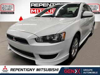 Used 2013 Mitsubishi Lancer Berline 4 portes CVT SE traction avant for sale in Repentigny, QC