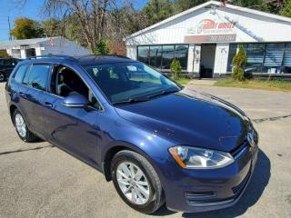 Used 2015 Volkswagen Golf Sportwagen TSI for sale in Barrie, ON