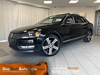 Used 2014 Volkswagen Passat 2.0 TDI Highline, Toit, Automatique for sale in Sherbrooke, QC