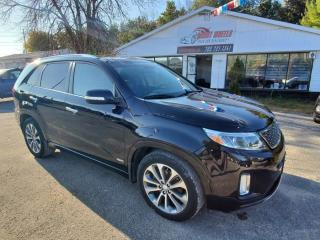Used 2014 Kia Sorento SX for sale in Barrie, ON