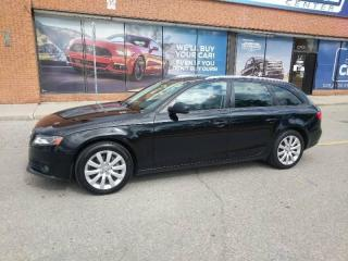 Used 2012 Audi A4 2.0T for sale in Mississauga, ON