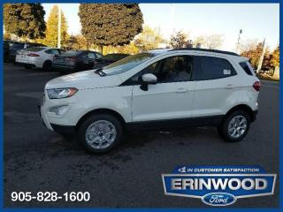 New 2020 Ford EcoSport SE for sale in Mississauga, ON