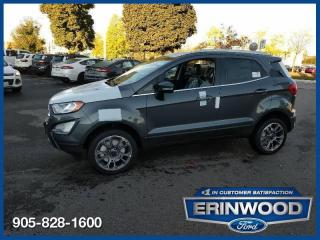 New 2020 Ford EcoSport Titanium for sale in Mississauga, ON