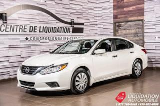 Used 2016 Nissan Altima 2.5S+GR ELECTRIQUE+BLUETOOTH+CAMERA RECUL for sale in Laval, QC