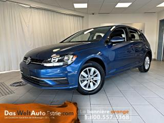 Used 2018 Volkswagen Golf Trendline, Gr. Électrique, A/C, Automatique for sale in Sherbrooke, QC