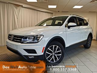 Used 2019 Volkswagen Tiguan Comfortline 4MOTION, Automatique Bas Kilo! for sale in Sherbrooke, QC