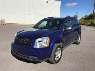 Used 2007 Chevrolet Equinox Traction avant 4 portes LS for sale in Québec, QC