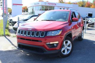 Used 2019 Jeep Compass NORTH 4X4 for sale in Shawinigan, QC