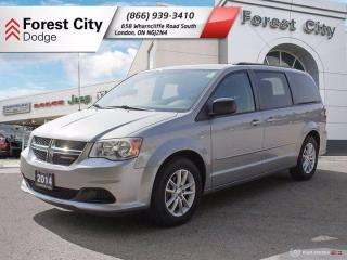 Used 2014 Dodge Grand Caravan SXT for sale in London, ON
