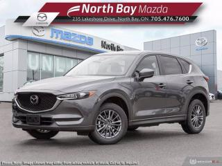 New 2021 Mazda CX-5 GS for sale in North Bay, ON