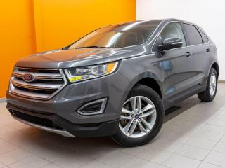 Used 2017 Ford Edge SEL AWD SIÈGES / VOLANT CHAUFF NAV *TOIT PANO* for sale in St-Jérôme, QC
