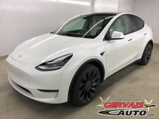 Used 2020 Tesla Model Y Long Range DUAL MOTOR / Mags performance/ for sale in Shawinigan, QC