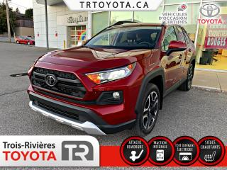 Used 2019 Toyota RAV4 Trail TI for sale in Trois-Rivières, QC
