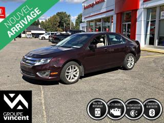 Used 2011 Ford Fusion SEL V6 AWD ** GARANTIE 10 ANS ** Confortable, performant et sécuritaire! for sale in Shawinigan, QC