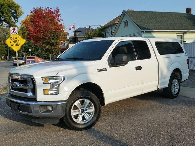 2016 Ford F-150 XLT V6 Amazing Condition All Pwr & Sync Connect w/Cap