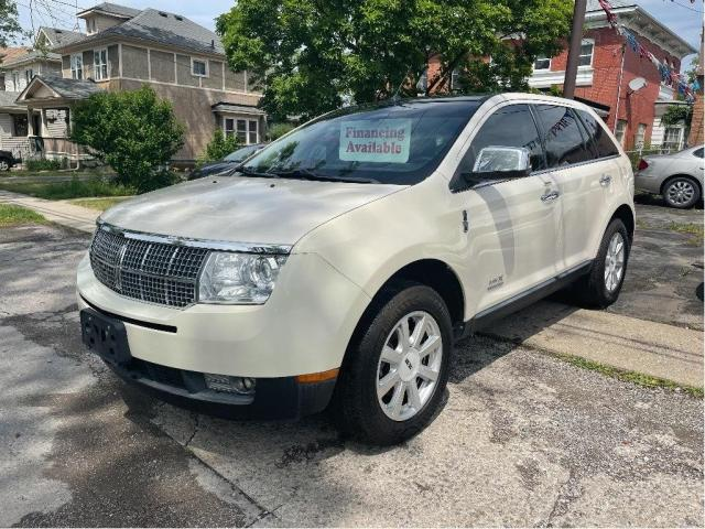2008 Lincoln MKX LIMITED V6 RUST FREE LOADED PANO ROOF NEW TIRES