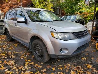 Used 2009 Mitsubishi Outlander 4 RM 4 portes ES for sale in Lemoyne, QC