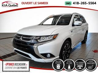 Used 2018 Mitsubishi Outlander Phev SE* S-AWC* TOIT* CUIR* SIEGES CHAUFFANTS for sale in Québec, QC