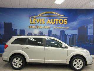 Used 2012 Dodge Journey SXT 7 PASSAGERS AIR CLIMATISE 124400 KM for sale in Lévis, QC