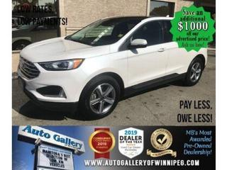 Used 2019 Ford Edge SEL* Awd/Navi/Htd seats/Pano for sale in Winnipeg, MB