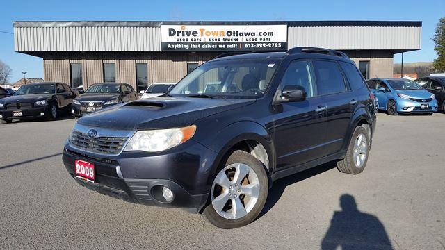 2009 Subaru Forester XT Limited AWD **LEATHER**MOONROOF