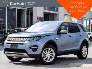 Used 2018 Land Rover Discovery Sport HSE for sale in Thornhill, ON