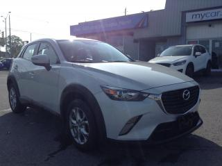 Used 2016 Mazda CX-3 GS LEATHER, SUNROOF, NAV, HEATED SEATS!! for sale in Kingston, ON