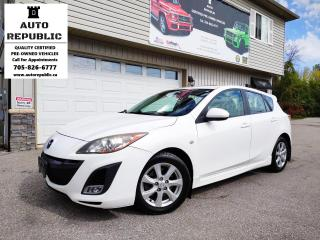 Used 2010 Mazda MAZDA3 GT,GT for sale in Orillia, ON