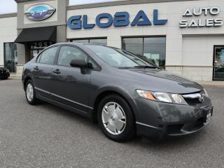 Used 2009 Honda Civic Sdn DX-G for sale in Ottawa, ON