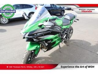 Used 2019 Kawasaki Ninja H2 SX SE Only Ridden Twice - Like New! for sale in Whitby, ON