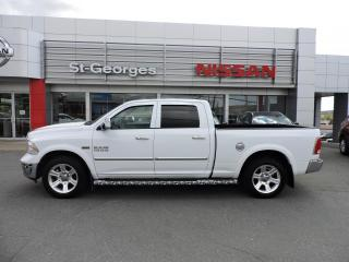 Used 2015 RAM 1500 Laramie Limited cabine d'équipe 4RM 149 for sale in St-Georges, QC