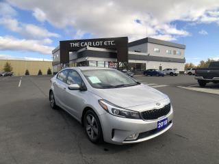 Used 2018 Kia Forte LX for sale in Sudbury, ON
