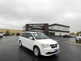Used 2019 Dodge Grand Caravan CVP/SXT Previous Daily Rental SXT PREMIUM PLUS for sale in Sudbury, ON