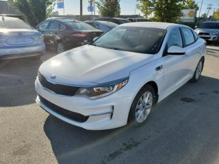 Used 2017 Kia Optima LX Backup Camera Heated Seats for sale in Winnipeg, MB