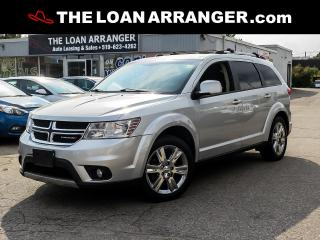 Used 2014 Dodge Journey for sale in Barrie, ON
