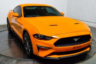 Used 2018 Ford Mustang ECOBOOST PERFORMANCE PACKAGE MANUEL for sale in Île-Perrot, QC