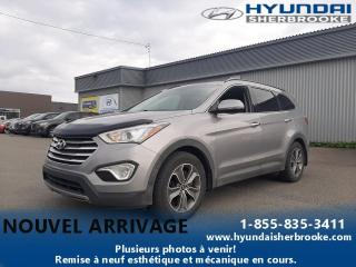 Used 2015 Hyundai Santa Fe XL LUXURY+AWD+CUIR+TOIT PANO+CAMERA+V6 3.3 for sale in Sherbrooke, QC