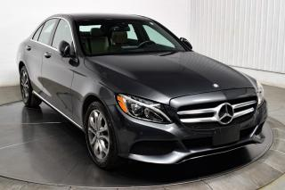 Used 2016 Mercedes-Benz C-Class C300 4MATIC CUIR TOIT PANO NAV MAGS for sale in Île-Perrot, QC