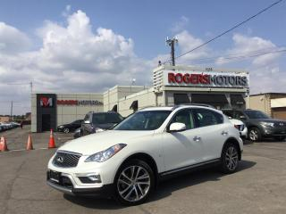 Used 2016 Infiniti QX50 2.99% Financing - AWD - NAVI - SUNROOF - 360 CAMERA for sale in Oakville, ON