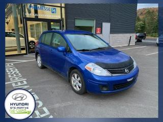 Used 2010 Nissan Versa Hayon 5 portes, boîte automatique, for sale in Val-David, QC