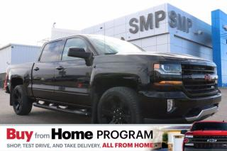 Used 2018 Chevrolet Silverado 1500 LT- Z71, Heated Leather, Remote Start, Trailering Pkg for sale in Saskatoon, SK
