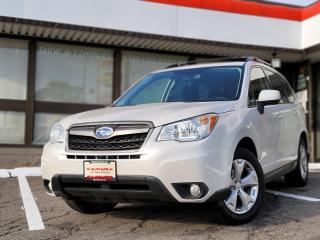 Used 2014 Subaru Forester 2.5i Touring Package Pano Sunroof | Backup Camera | Heated Seats for sale in Waterloo, ON