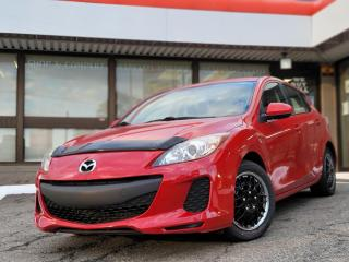 Used 2012 Mazda MAZDA3 GX AC | Certified | No Accidents for sale in Waterloo, ON