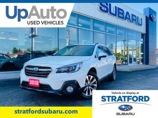 Used 2018 Subaru Outback Premier for sale in Stratford, ON